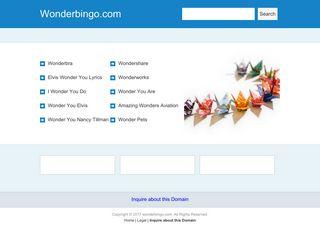 wonderbingocom2