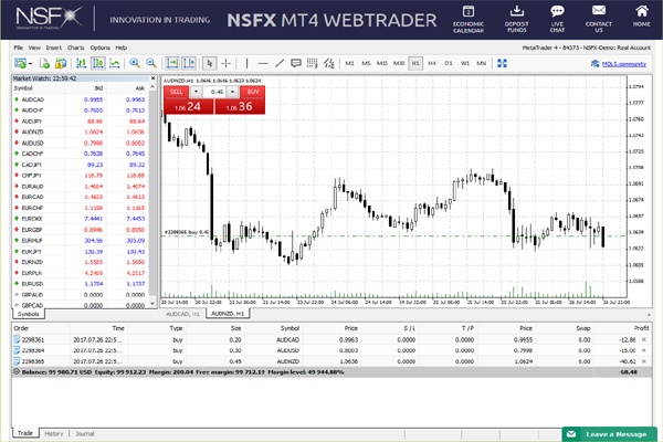 NSFX screen shot