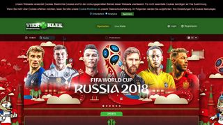 Vierklee betting sites melbourne cup special sports betting poker
